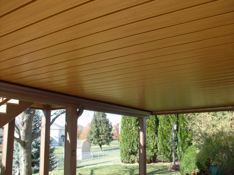 Mike Jansen Custom Cedar Decks Underdeck Systems